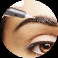Пермаментный макияж (татуаж) бровей